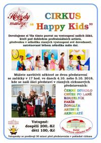 Cirkus Happy Kids
